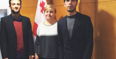 ASB İdarə heyətinin üzvləri Gürcüstanın Barselonadakı baş konsulu ilə görüşüblər.