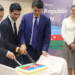 """An event titled """"The Republic Day of Azerbaijan – 101 years"""" was held in Barcelona."""